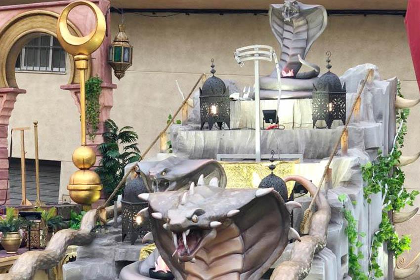 alquilar-carroza-cobras-artscreacions