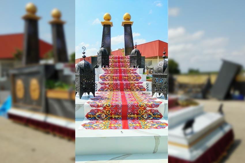 alquilar-carroza-palacio-arabe arts-creacions