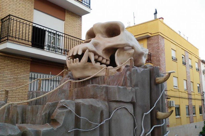 carroza-africana-gorila-arts-creacions